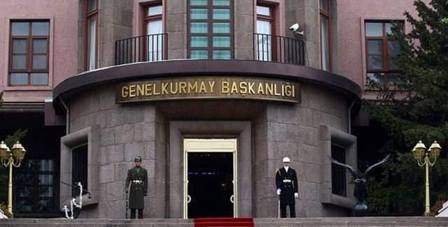 Diyarbakır Mermer Jandarma Karakolu'na saldırı ile ilgili Genelkurmay'dan açıklama