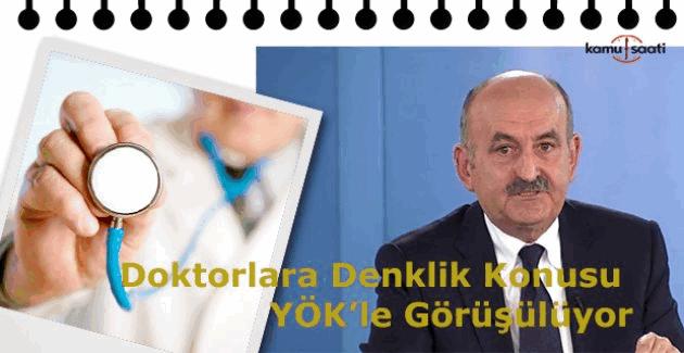 Doktorlara denklik YÖK'ün yetkisinde