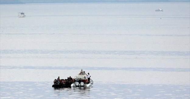Ege Denizi'nde 226 kaçak yakalandı