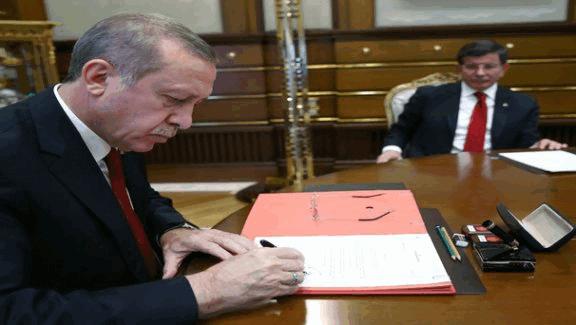 Erdoğan'ın onayladığı 6 kanun yayımlandı