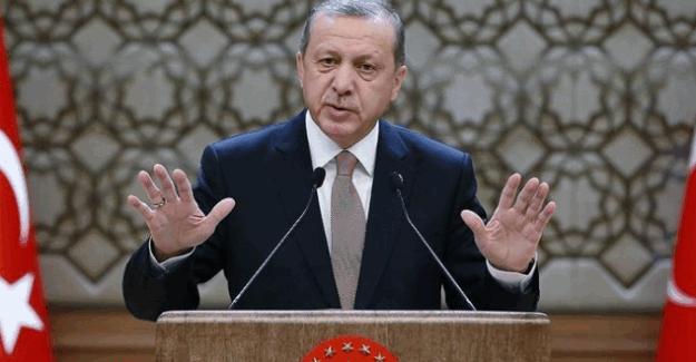 Erdoğan, Washington'da açıklamalarda bulundu!