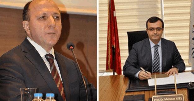 Eski Müsteşar ve Rektör gözaltına alındı