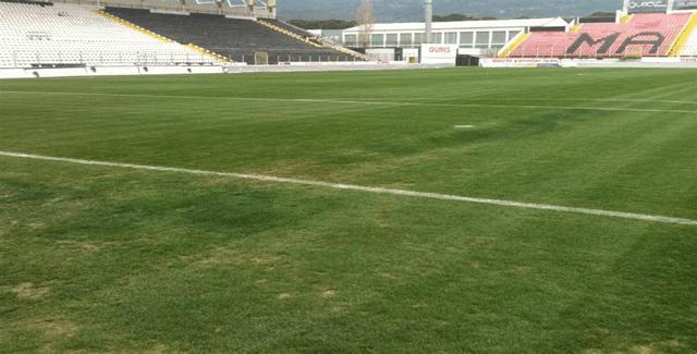 Fenerbahçe'den zemin isyanı