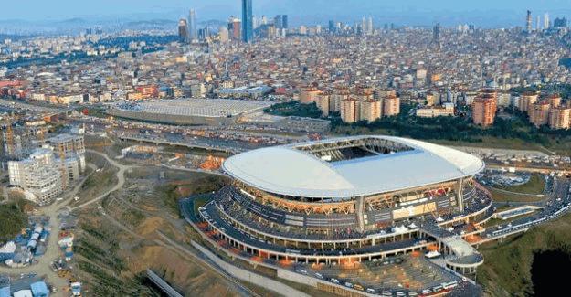 """Galatasaray-Fenerbahçe derbi öncesi """"bomba"""" araması!"""