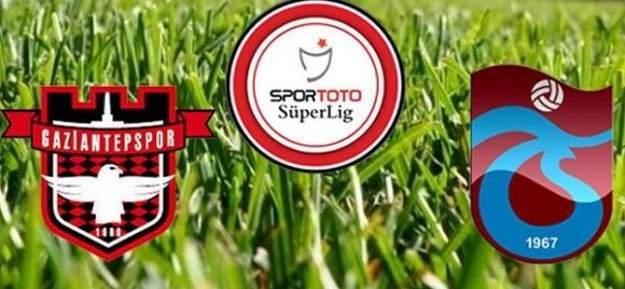Gaziantepspor - Trabzonspor maçı ne zaman, saat kaçta, hangi kanalda? (Süper Lig 27. Hafta)
