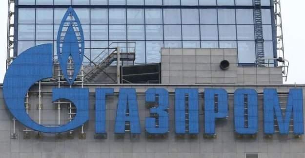 Gazprom Türk akımı projesi için beklemede