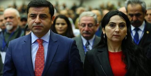 HDP'li Selahattin Demirtaş ve 19 vekilin fezlekeleri Başbakanlık'ta