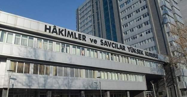Hâkimler ve Savcılar Yüksek Kuruluna Ait Atama Kararı yayımlandı