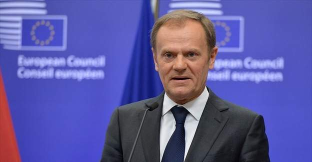 AB Konseyi Başkanı Tusk ile Karadağ Başbakanı Dukanovic görüştü