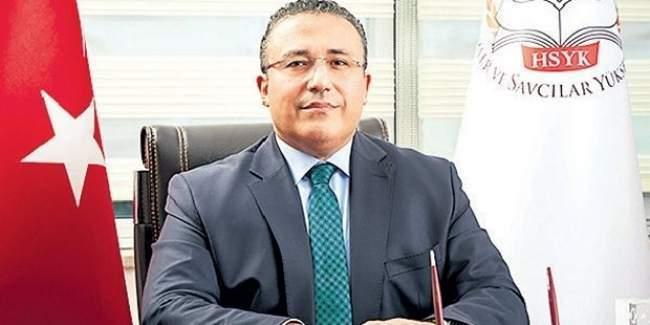 HSYK'nın yeni Başkanvekili Mehmet Yılmaz oldu