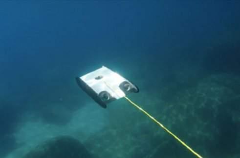 İlk yerli insansız su altı aracı sonunda üretildi