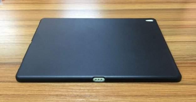 iPad Air 3 modellerinin kılıfı sonunda görüldü!