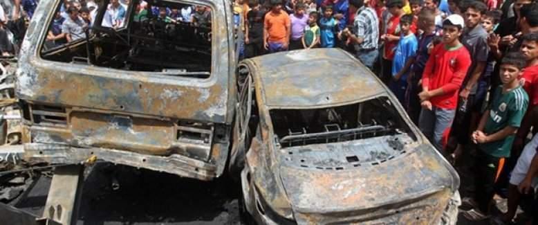 Irak'taki bombalı saldırıda 34 ölü