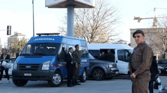 İstanbul'da hastanedeki mahkumu kaçırdılar!