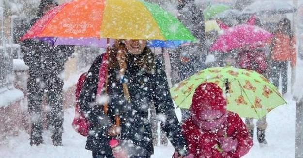 Meteorolojiden 'Kar yağışı' uyarısı geldi