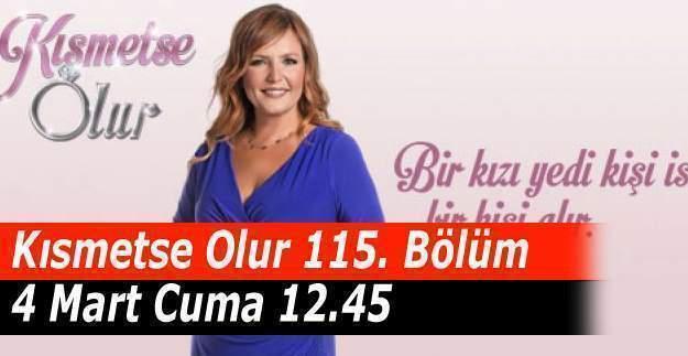 Kısmetse Olur 115. bölüm Kısmetse Olur 4 Mart izle Kanal D canlı izle Hazal Atabek'in çocuğu mu var?