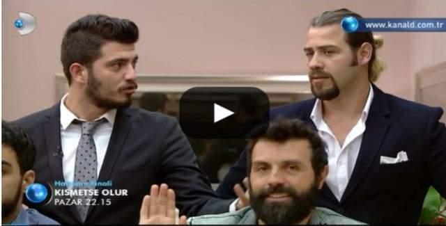 Kısmetse Olur final izle, Kısmetse Olur 14 Mart 123. bölüm fragmanı Kanal D izle - Eve kim veda etti?