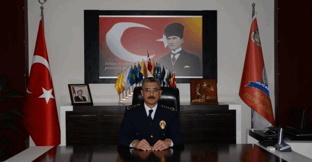 Manisa Emniyet Müdürlüğü görevine Fevzi Bilgiç atandı