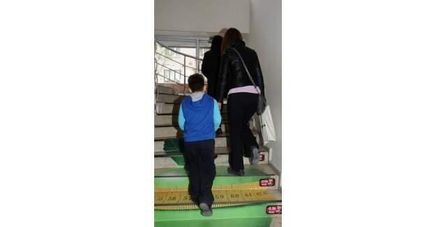 Merdiven inerek daha sağlıklı yaşayın