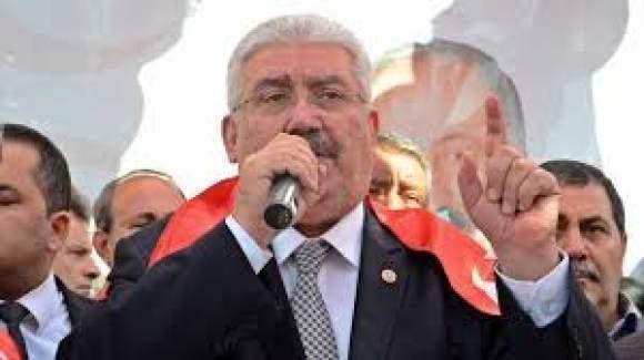 """MHP Genel Başkan Yardımcısı:""""CHP'nin örtülü hedefi, demokrat görünüp gizliden gizliye HDP'yi korumaktır."""""""