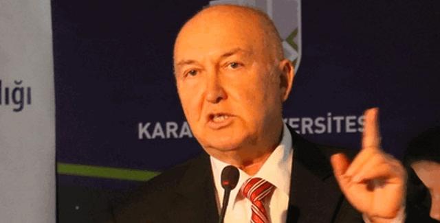 """Prof. Dr. Övgün Ahmet Ercan: """"İstanbul'da deprem en erken 2045 yılında olur"""""""