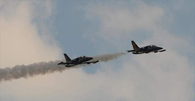 Rus uçakları çekilmeye hazırlanıyor
