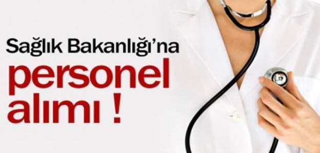 Sağlık Bakanlığı 3103 Sözleşmeli Personel Alım İlanı, Sağlık Bakanlığı personel alımı başvuru şartları nelerdir?