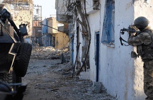 Şırnak'ta şiddetli çatışma: 16 PKK'lı öldürüldü!