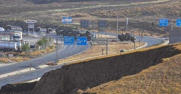 Şırnak'ta sokağa çıkma yasağı ilan edildi