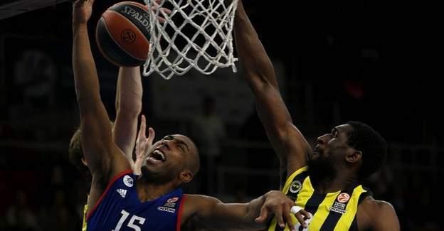 THY Avrupa Ligi'nde Fenerbahçe ve Anadolu Efes karşı karşıya geliyor