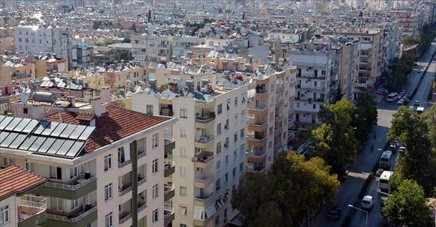 TOKİ'den İstanbul'da kentsel dönüşüm hamlesi