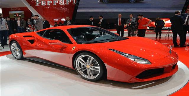 Türkiye'de Ferrari satışlarında büyük artış