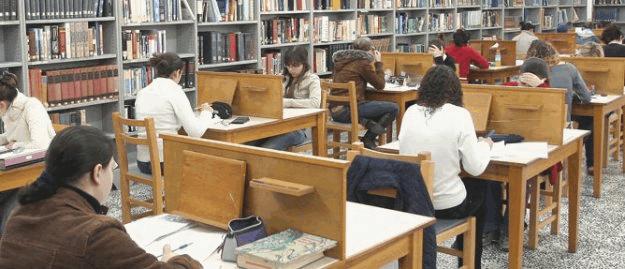 Türkiye nüfusunun sadece yüzde 2'si kütüphaneye üye