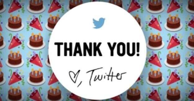 Twitter Onuncu Yılını Kutluyor!