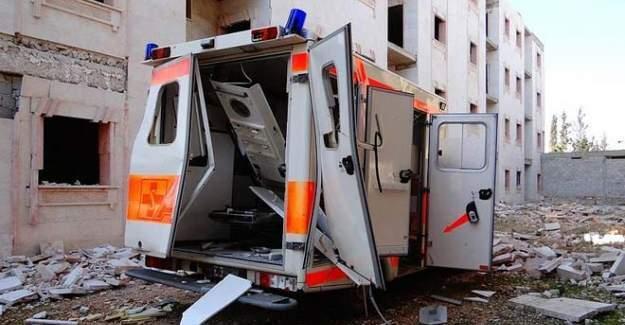 Uluslararası Af Örgütü, Rusya ve Suriye'nin hastaneleri kasıtlı olarak vurduğunu bildirdi