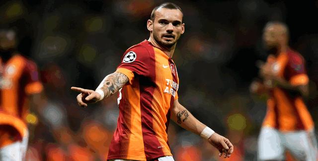 "Wesley Sneijder: ""Pişman değilim"""