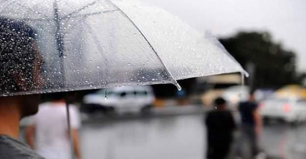 Yurt genelinde şiddetli sancılı bir yağış olacak