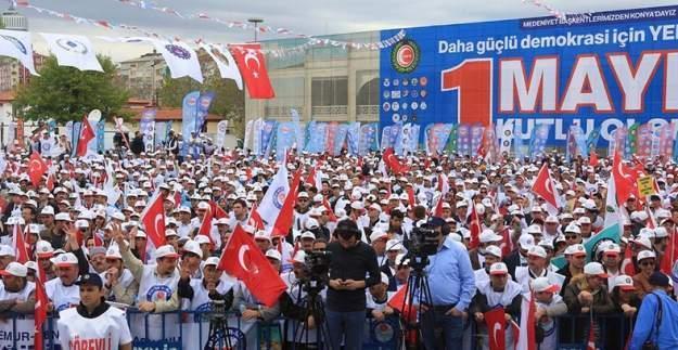 1 Mayıs Taksim'de değil Bakırköy'de kutlanacak