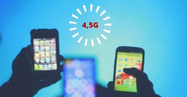 4.5G ayarı nasıl yapılır? iPhone ve Android LTE ayarı!