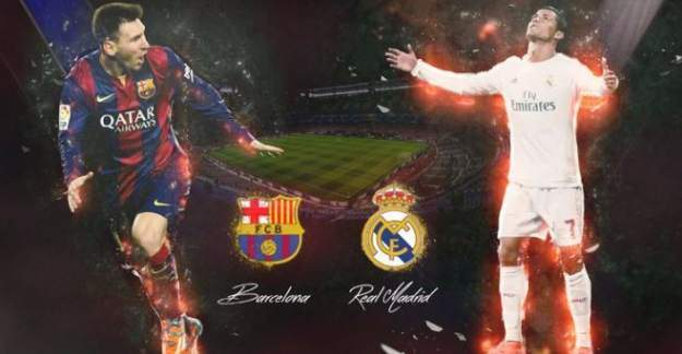 Barcelona Real Madrid maçı hangi kanalda, ne zaman, saat kaçta?