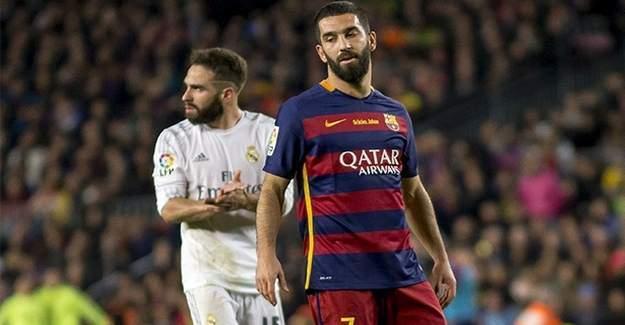 Barcelona teknik direktörü Luis Enrique'den eleştirilen Arda Turan'a tam destek