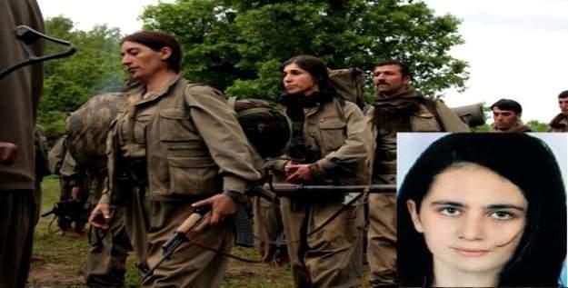 Başına 300 bin ödül koyulan PKK'lı Emel güçlü öldürüldü