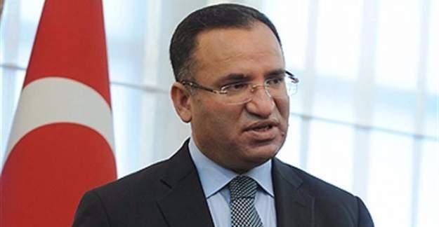 """Bozdağ'dan """"vatandaşlıktan çıkarma"""" açıklaması"""
