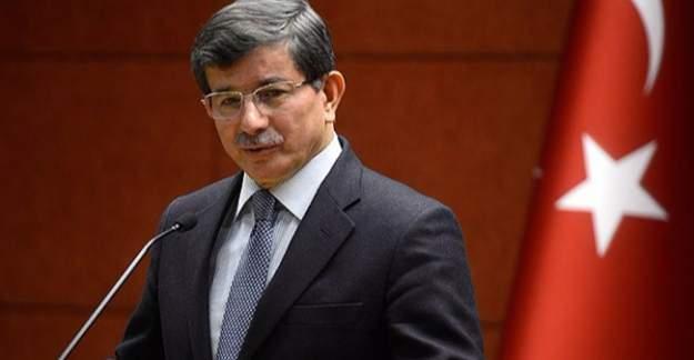 Davutoğlu'ndan HDP'li Kürkçü'ye cevap