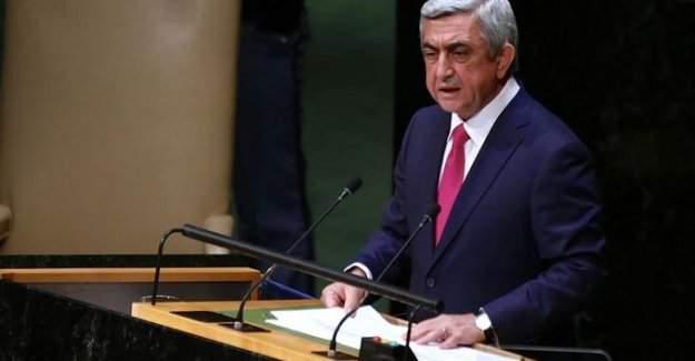 Ermenistan Cumhurbaşkanından Önemli Açıklama