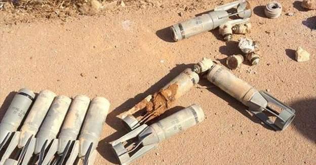 Ermenistan ordusu sivillere misket bombası attı