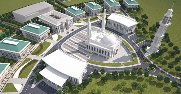 Erzurum'da, Türkiye'nin en büyük külliyesi açılıyor