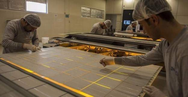 Güneş enerjisinde yerli üretim başlayacak