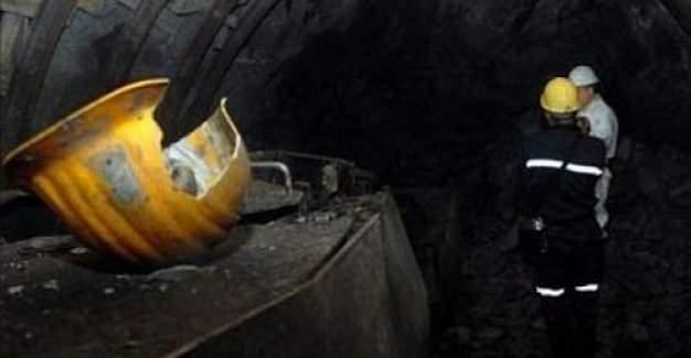 Göçük altında kalan maden işçisinin cesedine ulaşıldı