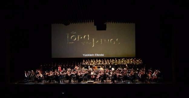 İstanbul'da 'Yüzüklerin Efendisi' konseri